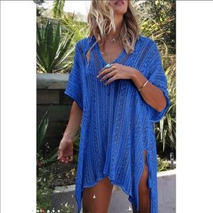Other - 🦋JUST IN🦋🆕🧘♀️Crochet knit swimsuit cover-up